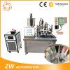 Máquina de enchimento Semi automática manual da mangueira do creme da câmara de ar