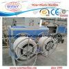 Exportplastikmaschine/runzelte das Rohr, das Maschine herstellt