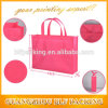 Long Handle Sling Non Woven Shopping Promotional Tote Bag