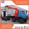 XCMG Vrachtwagen Opgezette Kraan Sq6.3