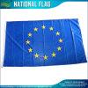 bandeiras da UE do poliéster da impressão da tela de 3X5FT (J-NF05F06008)