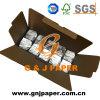 Papel sintetizado termal sensible de UTP-110HD el 110mm*20m para la impresión