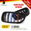Polijst het Zwarte Traliewerk van het Centrum van de Bumper van de Kleur van M Auto Voor voor BMW F10 2010-2016