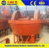 الصين [توب قوليتي] 1200 عجلة مزدوجة مبلّل حوض طبيعيّ مطحنة لأنّ يطحن نوع ذهب فضة