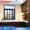 Innenarchitektur-doppeltes schiebendes Aluminiumglasfenster
