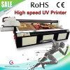 Impresora plana UV de gran formato de alta velocidad con cabezal de impresión Seiko