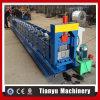 Stahldach-RinneDownspout walzen die Formung der Maschine kalt