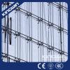 Erfinderisches Facade Design und Engineering - Point Supported Glass Curtain Wall