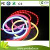 高品質IP65は小型LEDネオンロープの照明を防水する