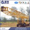 Máquina Drilling grande Vehicle-Mounted S600 de poço de água do furo do poder superior com o CE Certificated
