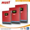 Parallelle 2PCS 3PCS 4PCS 5PCS 6PCS PV1800 Hybrid Solar Inverter DC48V 4kVA 5kVA