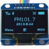 modulo blu di 1.3inch Spi 128*64 OLED per Arduino