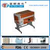 máquina de gravação a laser de CO2 para madeira, couro