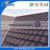 Azulejos de material para techos revestidos de piedra del metal de Wante de los varios colores de la resistencia de Nosiy