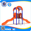 Apparatuur van de Speelplaats van het Stuk speelgoed van de Kinderen van het Pretpark de Plastic Openlucht (YL21874)