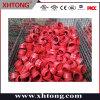 FM/UL/Ce aprobada concéntrico ranurado de hierro dúctil los adaptadores reductores para el sistema de seguridad contra incendios