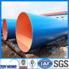 Tubulação de aço soldada grande tamanho de carbono (KL-HSAW036)