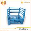 Polvo azul que cubre el marco de amontonamiento amontonable de Nestainer para el almacenaje