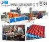 Máquina de folha de telhado de plástico Máquina de fabricação de azulejos com PVC / UPVC