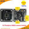 CMOS PC7030 700TVL Module de caméra de vidéosurveillance