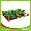 preço de fábrica de fileira superior crianças playground coberto para venda