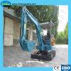 新しい農業機械、小型掘削機の価格、2.3t小さい農場の庭の掘削機