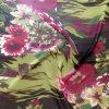 Цветастый цветок Ggt напечатанное конструкцией Silk
