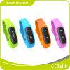 Ultra-Long Standy Time Smart Bluetooth Pulseira com tela de toque