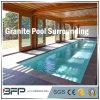 De natuurlijke Tegel van het Graniet voor Zwembad/Pool die Aangepaste Beschikbare Grootte omringen het hoofd bieden