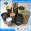 Impression personnalisée des styles différents tubes de carton de papier