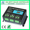 Automatische 12/24V 30A MPPT Solar Charger Controller met LCD (qw-MT30A)