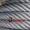 Ordinario, Lang y cuerda de alambre de acero puesta suplente