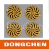 El OEM de la insignia de la promoción diseñó la etiqueta engomada cubierta con una cúpula resina