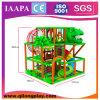 Pouca estrutura do campo de jogos da selva com cabeça de Dragen (QL-18-17)