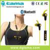 Bluetooth auriculares deportivos con cabeza magnética Earbud como un collar