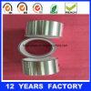Alta calidad 50m m con la cinta adhesiva de acrílico del papel de aluminio de la buena adherencia