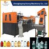 maquinaria del moldeo por insuflación de aire comprimido del tarro del animal doméstico 3L-5L