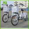 Фабрика Китая поставляет велосипед трицикла груза 3 колес взрослый электрический