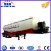 반 3개의 차축 38cbm 시멘트 대량 운반대 유조선 실용적인 트럭 트레일러