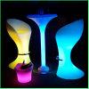 Nueva silla de la barra de los muebles LED del arco iris de los muebles 2016