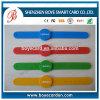 Braccialetto/Wristband/cinghia a prova d'umidità del silicone RFID di Hf/UHF rf per il miglioramento del Monito paziente