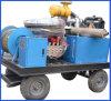 Producto de limpieza de discos de alta presión del profesional del tubo de desagüe del jet de agua
