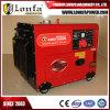 Preço Diesel Diesel Soundproof do gerador do gerador 5kw do baixo preço de preço de fábrica com ATS