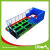 Norme européenne chaud et le trampoline parc populaire pour la vente