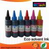 Imprimante à colorant de bureau 100 Ml Dx5 Dx7 Encre Eco Solvant en vrac pour Epson 1390