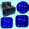 단 하나 파랑 레이저 광 소리 액티브한 LED 단계 빛