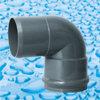 Garnitures de pression de PVC avec la norme du joint DIN de boucle en caoutchouc