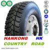 TBR Reifen aller Stahl umgeschnallte Radialreifen-schwerer LKW-Reifen