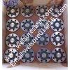 Bride de l'acier inoxydable F51 F60 F904L