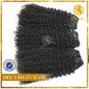 新しいArrival Cheap VirginインドのCurly Hair 5A Grade